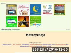 Miniaturka Motoryzacja (09globalinfo.toplista.pl)