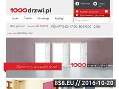 Miniaturka domeny 1000drzwi.pl
