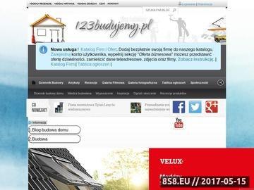 Zrzut strony 123 Budujemy - Blog z budowy domu systemem gospodarczym
