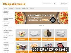 Miniaturka domeny www.123opakowania.pl