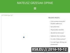 Miniaturka domeny 1miejsce.com.pl