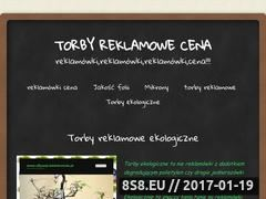 Miniaturka Torby reklamowe - cena (1torbyreklamowe.wordpress.com)