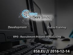 Thumbnail of Online training - IBM, Unica, Siteminder, Talend and Xcels Website