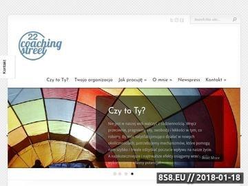 Zrzut strony Motywacja do działania Kraków