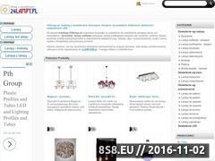 Miniaturka domeny 24lampy.pl