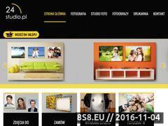 Miniaturka domeny 24studio.pl