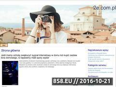 Miniaturka domeny www.2e.com.pl