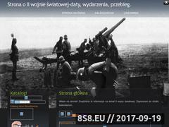 Miniaturka domeny 2wojna.za.pl