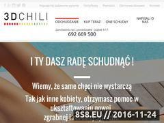Miniaturka domeny 3dchili.pl