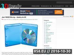 Miniaturka domeny www.3dready.pl