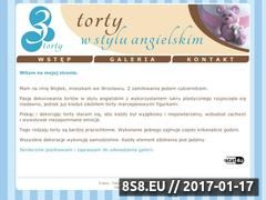 Miniaturka domeny 3torty.pl