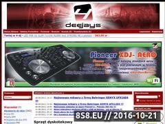 Miniaturka domeny www.4-dj.pl
