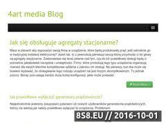 Miniaturka domeny 4artmedia.pl