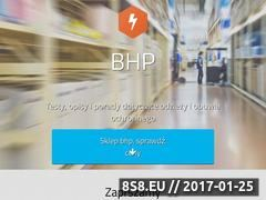 Miniaturka domeny www.4bhp.pl