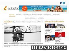 Miniaturka domeny www.4budowlani.pl
