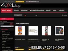 Miniaturka domeny www.4kolka.pl
