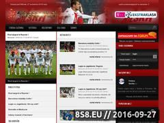 Miniaturka domeny 4livesport.pl