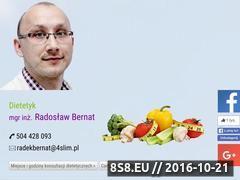 Miniaturka domeny www.4slim.pl
