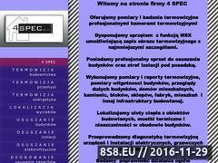Miniaturka domeny 4spec.pl