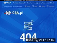Miniaturka domeny www.50tki.cba.pl