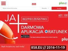 Miniaturka domeny www.601100100.pl