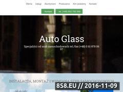Miniaturka domeny a-glass.pl