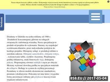 Zrzut strony Oklejanie.witryn.a-grafico.pl
