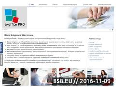 Miniaturka domeny a-office.pl
