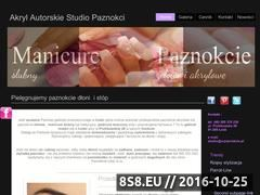 Miniaturka domeny a-paznokcie.pl