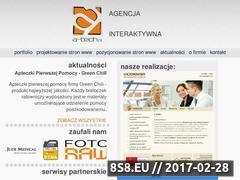 Miniaturka domeny www.a-tech.pl