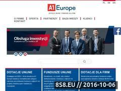 Miniaturka domeny a1europe.pl