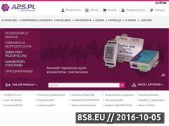 Miniaturka domeny www.a2s.pl
