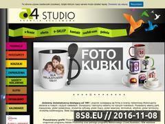 Miniaturka domeny www.a4studio.com.pl