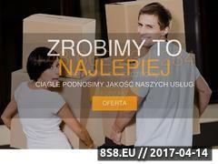 Miniaturka domeny www.aba-przeprowadzki.pl