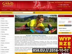 Miniaturka domeny aba-sport.pl