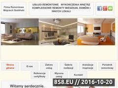 Miniaturka domeny www.abartremonty.pl