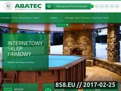 Miniaturka domeny abatec.pl