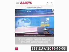 Miniaturka domeny abbeys.com.pl