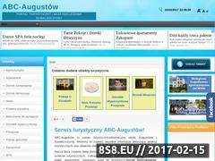 Miniaturka domeny abc-augustow.pl