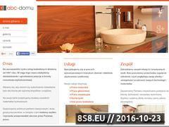 Miniaturka domeny www.abc-domu.pl