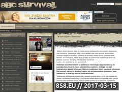 Miniaturka domeny abc-survival.pl