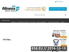 Miniaturka domeny www.abcfitness.pl