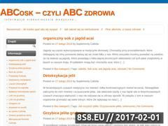 Miniaturka domeny www.abcosk.pl