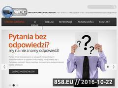 Miniaturka domeny www.abcprzeprowadzkikrakow.pl