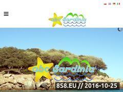 Miniaturka domeny abcsardinia.com