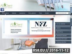 Miniaturka domeny abdent.pl