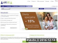 Miniaturka domeny www.abe.pl