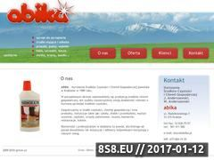 Miniaturka domeny www.abika.pl