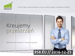 Miniaturka domeny www.abopart.com.pl