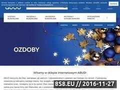 Miniaturka domeny www.abud.pl